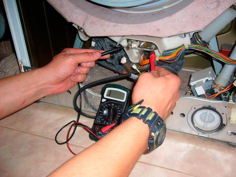 Как проверить замок стиральной машины